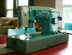 Vintage Sewing Machine
