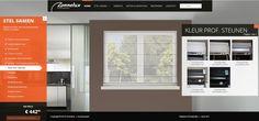 De #webshop in samenwerking met #Zonnelux is helemaal af! U kunt nu bestellingen bij ons plaatsen, folders aanvragen en heel veel #inspiratie opdoen! Of kom langs in onze showroom in #Hilversum #Gijsbrecht van Amstelstraat 91-95 www.loosdrechtwonen.nl