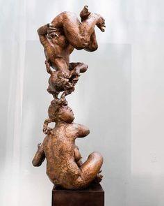 """804 Likes, 3 Comments - Javier Marin Escultor (@javiermarinescultor) on Instagram: """"#JavierMarin, #javiermarinescultor. #escultura  de #bronce a la cera perdida. #Arte,…"""""""