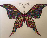 Charlotte's butterfly