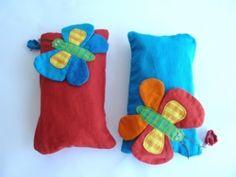Estuche de tela mariposa COmercio Justo (Intermón Oxfam)  http://www.elbaobabverde.com/comercio-justo/product183