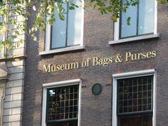 Tassenmuseum Hendrikje in Amsterdam, Noord-Holland