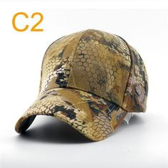 Mens Army Military Camo Cap Camouflage Hats For Men Hunting #MilitaryHatsForWomen