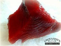 The best tuna available. High in oil content makes this fish very desireable. Seafood Online, Fresh Sushi, Sashimi, Tuna, Favorite Recipes, Fish, How To Make, Asian, Foods