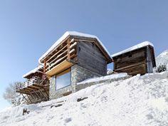 best architects architektur award // savioz fabrizzi architectes / Umbau Le Biolle