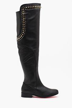 Slayerr Thigh High Boot