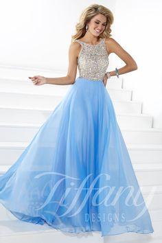Everything Formals - Tiffany Designs Prom Dress 16083, $400.00 (http://www.everythingformals.com/Tiffany-Designs-16083/)