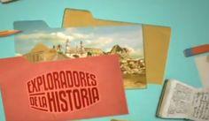 Exploradores de la Historia, una atractiva colección de vídeos para Primaria y el primer ciclo de Secundaria. #rinconccss