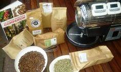 Roast your own coffee. An experience of taste beyond the ordinary.  http://interoasting.dk/rist-din-egen-kaffe