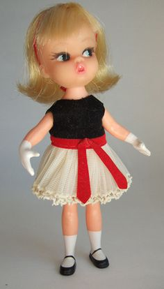 Dolly Darling - I loved these dolls.  Still have mine!