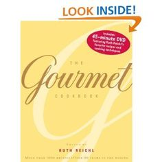 The Gourmet Cookbook...I have this cookbook and love it!