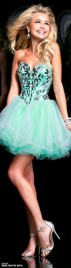 Sherri Hill Spring/Summer 2014 prom dress