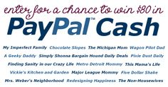 Amazon Favorites and PayPal Cash Giveaway Castaway Bay, Metro Detroit, Crazy Life, Frugal Tips, Working Moms, Improve Yourself, Im Not Perfect, Giveaways, Coupons