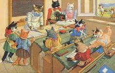 cat school - Google Search