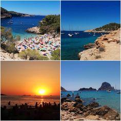 Por qué crees que todo el que va a #Ibiza se enamora de esa isla? Gracias a Virginia por las fotos! Feliz fin de semana :)