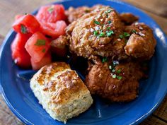 Where to Eat Great Fried Chicken from Coast to Coast #FriedChicken