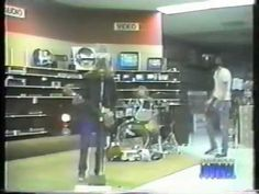 Nirvana Playing Live at a Closed Radio Shack (1988)