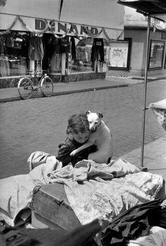 Henri Cartier-Bresson      Charente, Cognac, France      1953