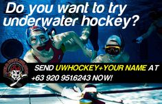 It's the time of the year again folks! Get to know the basics of Underwater Hockey as the Polo Puck Pirates, the premiere underwater hockey club of the Philippines, will be hosting its much awaited Underwater Hockey Newbies Night! Wellness Center, Extreme Sports, Horseback Riding, Getting To Know, Underwater, Pirates, Hockey, Learning, Night