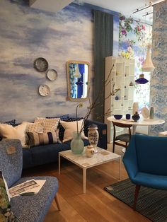 Designers Guild shop, Kings road London