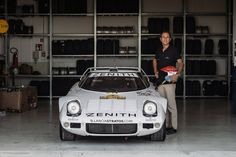 This Heavenly Garage Only Works On Lancia Rally Cars Rally Car, Le Mans, Cars Motorcycles, Race Cars, Super Cars, Cool Pictures, Automobile, Classic Cars, Garage