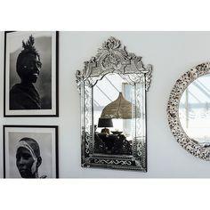 Manyara Home :: Wall :: Venetian Vintage Mirror