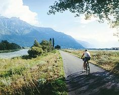 Cycling the Rhone Valley