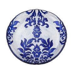 American Atelier Cantabria 16-piece Dinnerware Set  sc 1 st  Pinterest & A mermaid makes a splash in the waves on this fun dinner plate ...