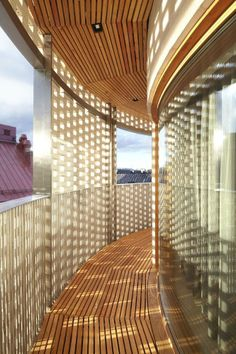Paasitorni Hotel / K2S Architects...