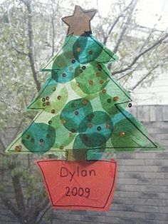 Christmas Tree Sunca