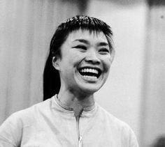 Pat Suzuki (born Chiyoko Suzuki; Broadway theater vocalist. Despite being kept in an U.S. Government internment camp during World War II, went on to be one of the most successful Asian-Americans in the Theater industry. Originated a highly popular roll in Rodger's & Hammerstein's Flower Drum Song. After being nominated for a Grammy in 1960, continued work on the off-Broadway stage & in television)