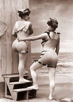 bathing beauties | Bathing Beauties | French Postcards, Etc.