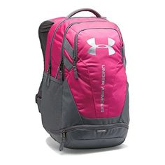 Shop the Under Armour Hustle Backpack online today at DICK'S Sporting Goods. Gym Backpack, Backpack Online, Fashion Backpack, Gym Bag, Backpacks For Sale, School Backpacks, Grey Backpacks, Leather Backpacks, Under Armour Rucksack