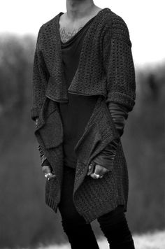 cocaine-nd-caviar:  nomanlegacy:  trillaparade:  Skltn-m in a Steven Oo's knitwear