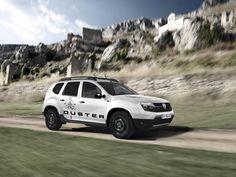 В Женеве компания Renault показала спецверсию Duster Adventure Edition
