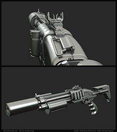 interesting details, not the silencer though