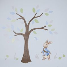 Lambs & Ivy Peter Rabbit Wall Decal & Reviews | Wayfair