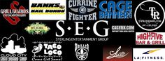 Thanks to all the companies that Support me! #MMA @Top Rated MMA