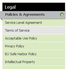 Cláusulas polémicas nos contratos de cloud