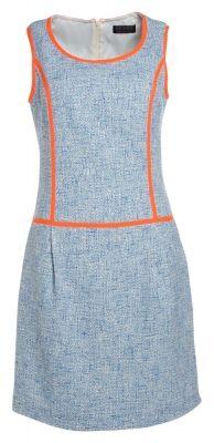 Giovane kleed blauw voor dames online bij Deleye.be & BeKult