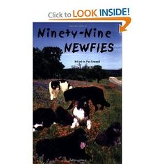 Ninety-Nine Newfies - tales from Newf owners - this classic has raised over $2500 for NCA Charities