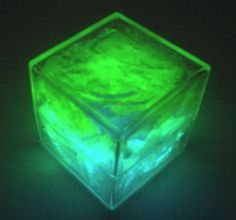 """GlowPixel -  """"Original"""" -geek, unique gift ideas, cool, glow in the dark gifts, easter gift on Etsy, $10.25"""