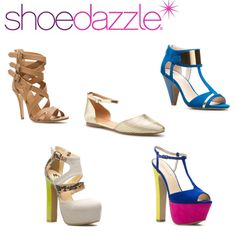Enter the Marie Claire's ShoeDazzle Sweepstakes and you can win a pair of the ShowDazzle shoes every day! 5 Winners! Five lucky winners will win a pair of the Sherize shoe this month! The Sherize is one of our top items from ShoeDazzle's Spring selections. Enter now for a chance to win! Each sweepstakes is