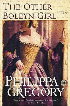 The Other Boleyn Girl - this book started my passion for reading and historical fiction