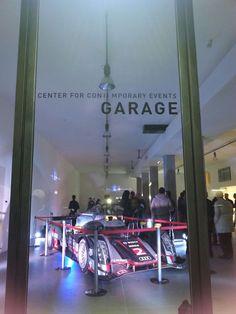 Un nuovo concetto di concessionario come spazio culturale e evento