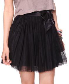 black tulle skirt | Black Tulle Skirt