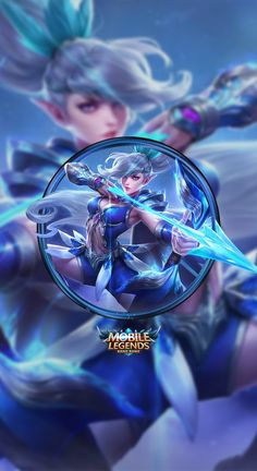 Wallpaper Phone Miya Moonlight Archer By Fachrifhr Mobile Legends Collections Mobile Legends Bruno Mobile Legends, Miya Mobile Legends, Wallpaper Hp, Mobile Legend Wallpaper, Bang Bang, Champions League Of Legends, Alucard Mobile Legends, Moba Legends, Legend Games