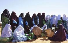 The 19th Ghat Festival in Libya   December 2013 In the annual event, Tuareg tribes from the region and tourists meet to celebrate Tuareg traditional culture, folklore and heritage in the ancient city of Ghat, lies in the south-west corner of Libya.