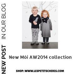 New post: #mói #kidsfashion http://lespetitscheris.com/blog/urbana-y-etica-moi-aw2014/