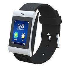 Multi-function Smart Watch and Watch Phone 2 in 1 for Iphone 6 Plus Samsung HTC Android Phone Smart Bracelet, Cell Phone Accessories, Smart Watch, Iphone 6, Bluetooth, Android, Samsung, Tech, Watches